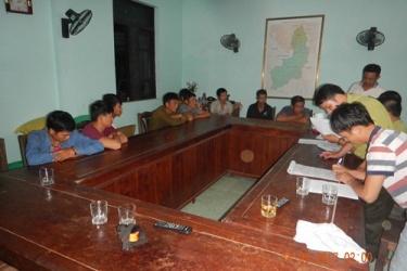 Khởi tố vụ án hình sự về hành vi vi phạm các quy định về khai thác và bảo vệ rừng